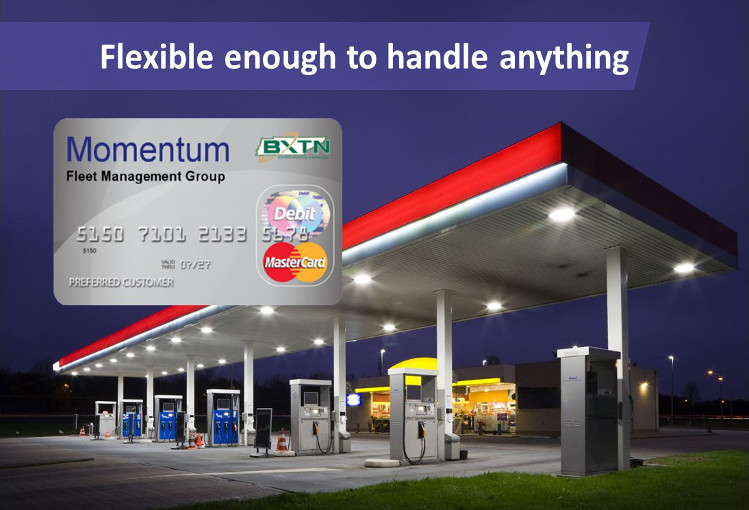 Fuel Management And Purchasing MasterCard